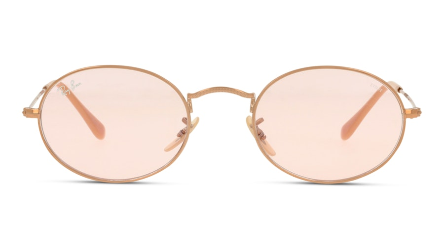 Ray-Ban RB3547N 91310X Roze / Goud
