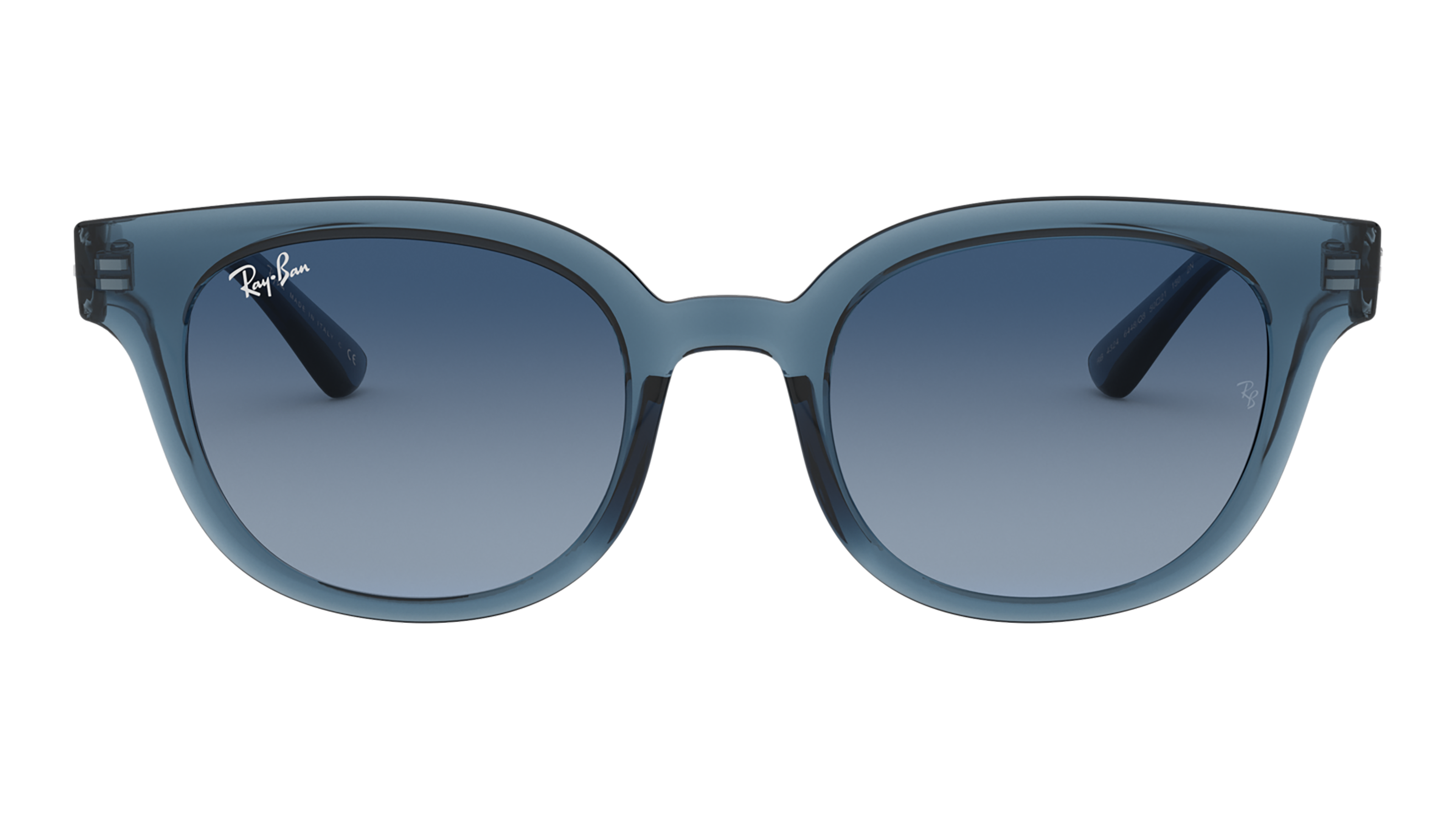 Front Ray-Ban Ray-Ban 0RB4324 6448Q8 50/21 Blauw/Blauw