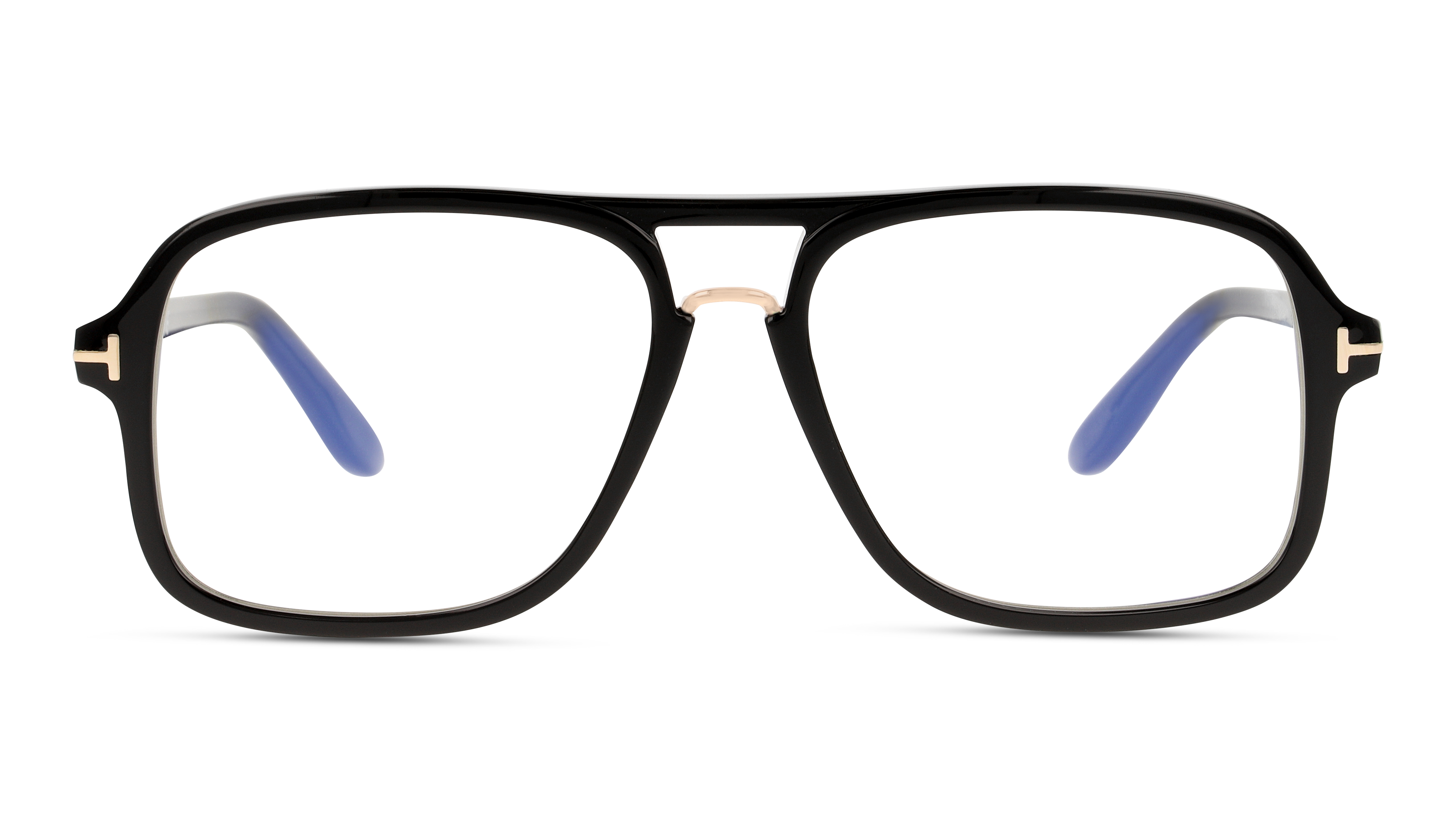 Front Tom Ford TF5627-B/001/5515/145 Sort