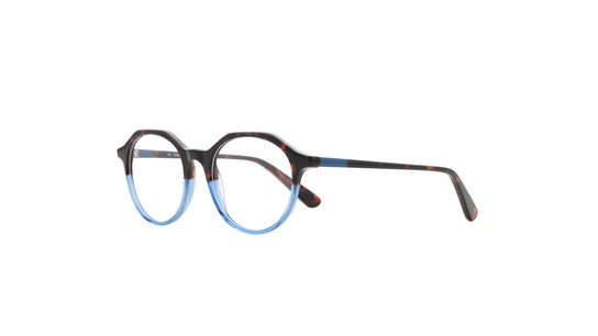 10043 NL Bruin, Blauw