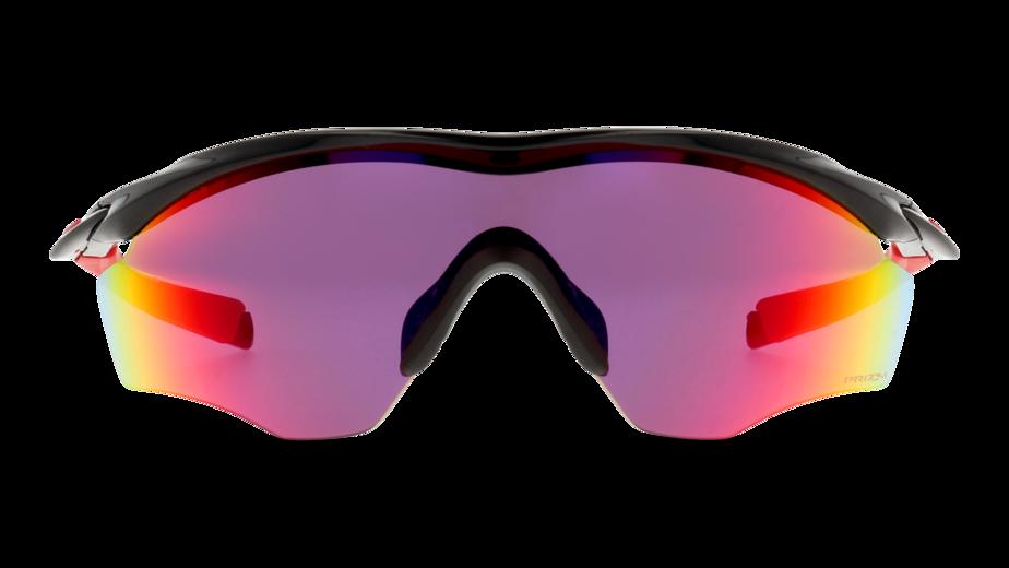 Front Oakley Oakley 9343 934308 014 Nero/Rosso