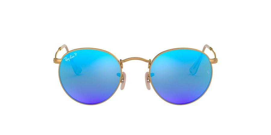 Ray-Ban 3447 112/4L Blauw / Goud