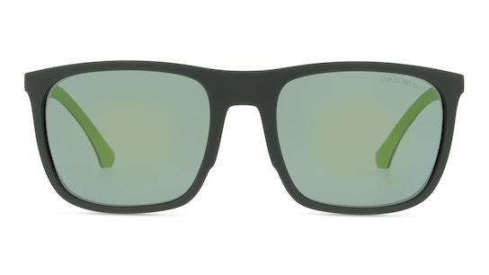 4133 57536R Groen / Zwart