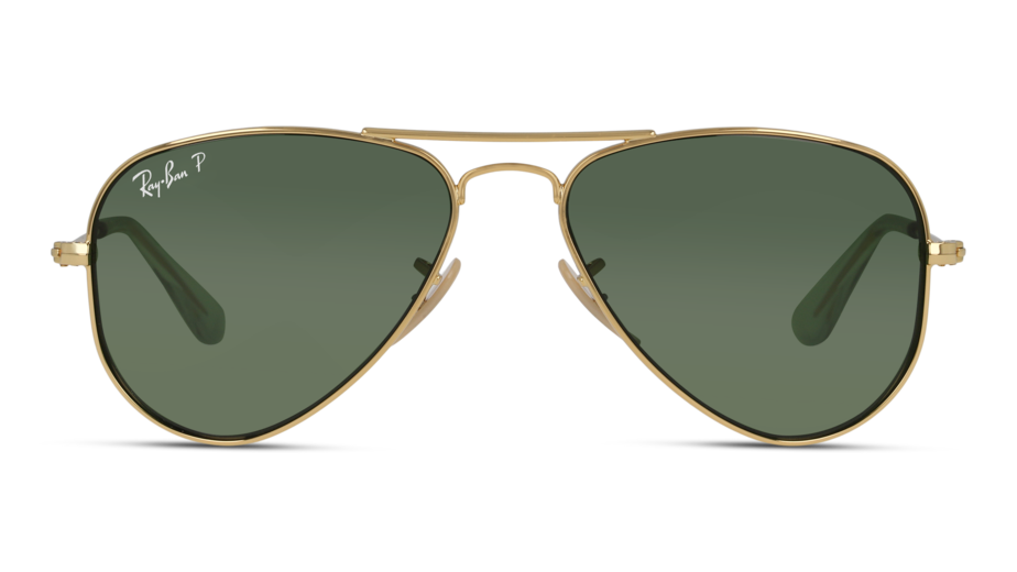 Front Ray-Ban Ray-Ban 0RJ9506S 223/2P 50/13 Goud/Groen
