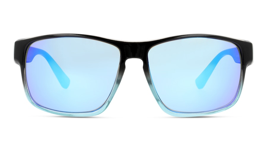 Hawkers Fusion Clear Blue Faster 110004 Black Blue Blue / Azul