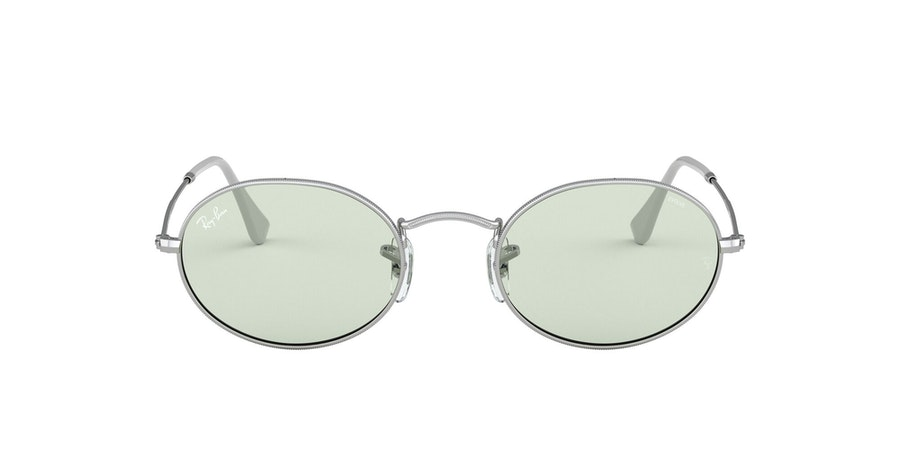 Ray-Ban 0RB3547 003/T1 Groen / Zilver
