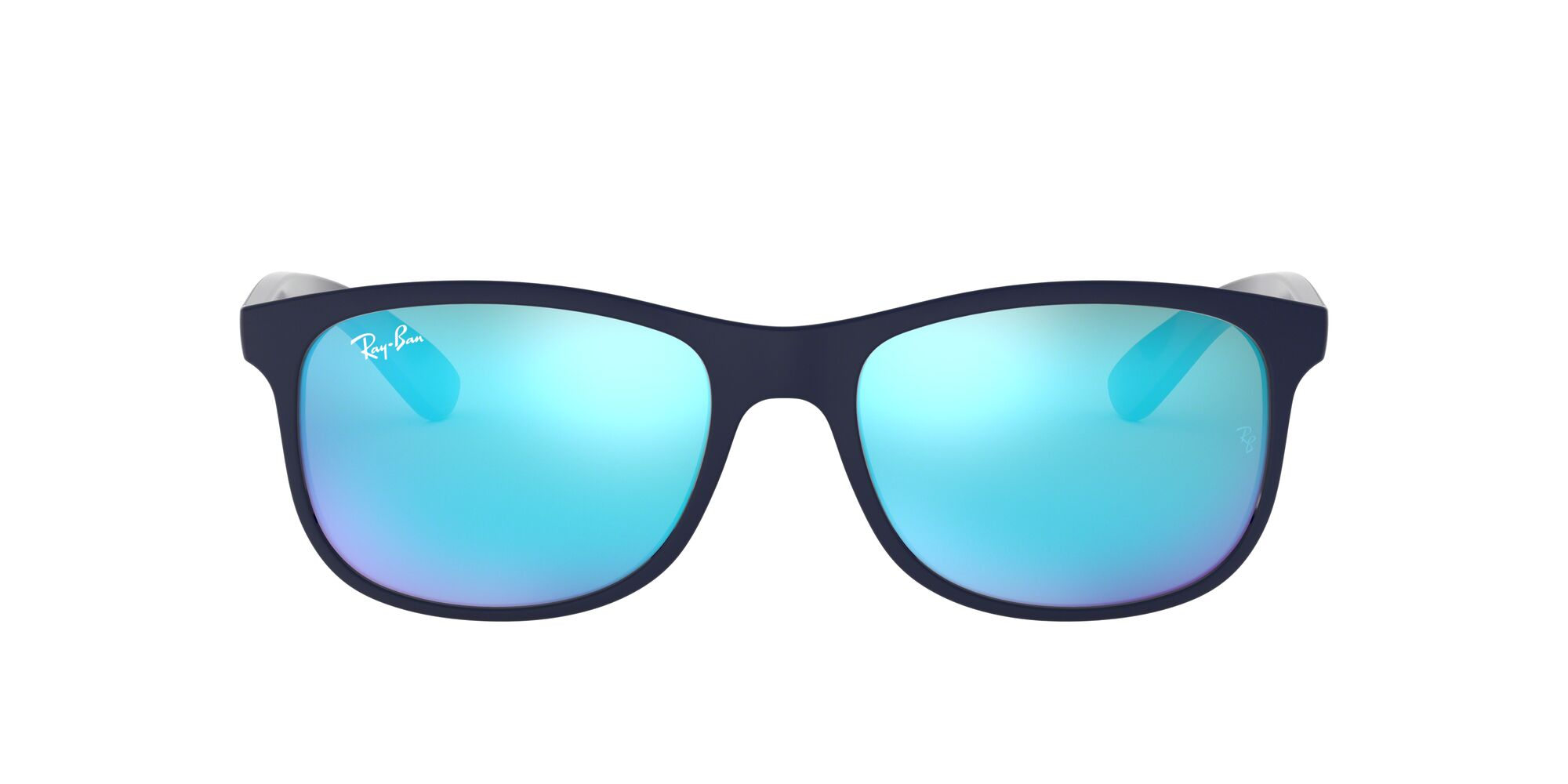 Front Ray-Ban Ray-Ban 0RB4202 615355 55/17 Blauw/Groen