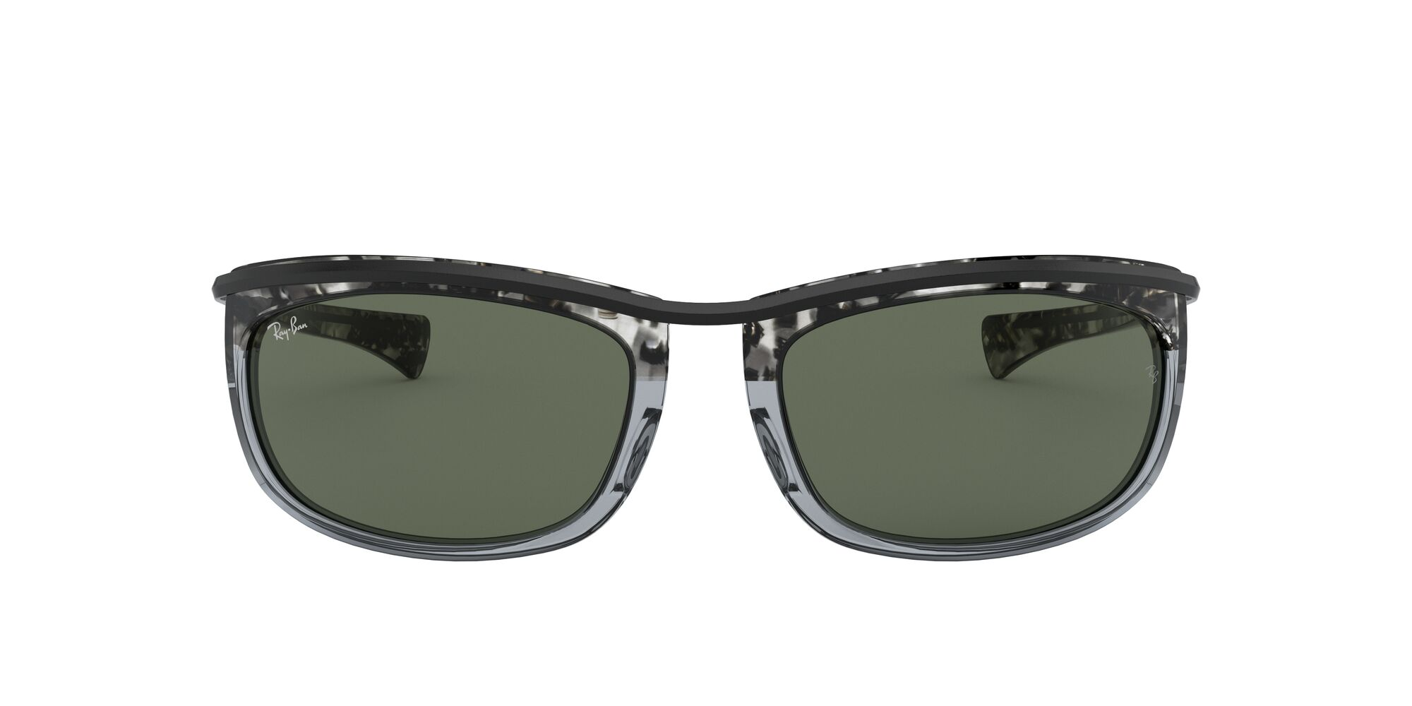 Front Ray-Ban Ray-Ban 0RB2319 1286R5 62/19 Bruin/Blauw