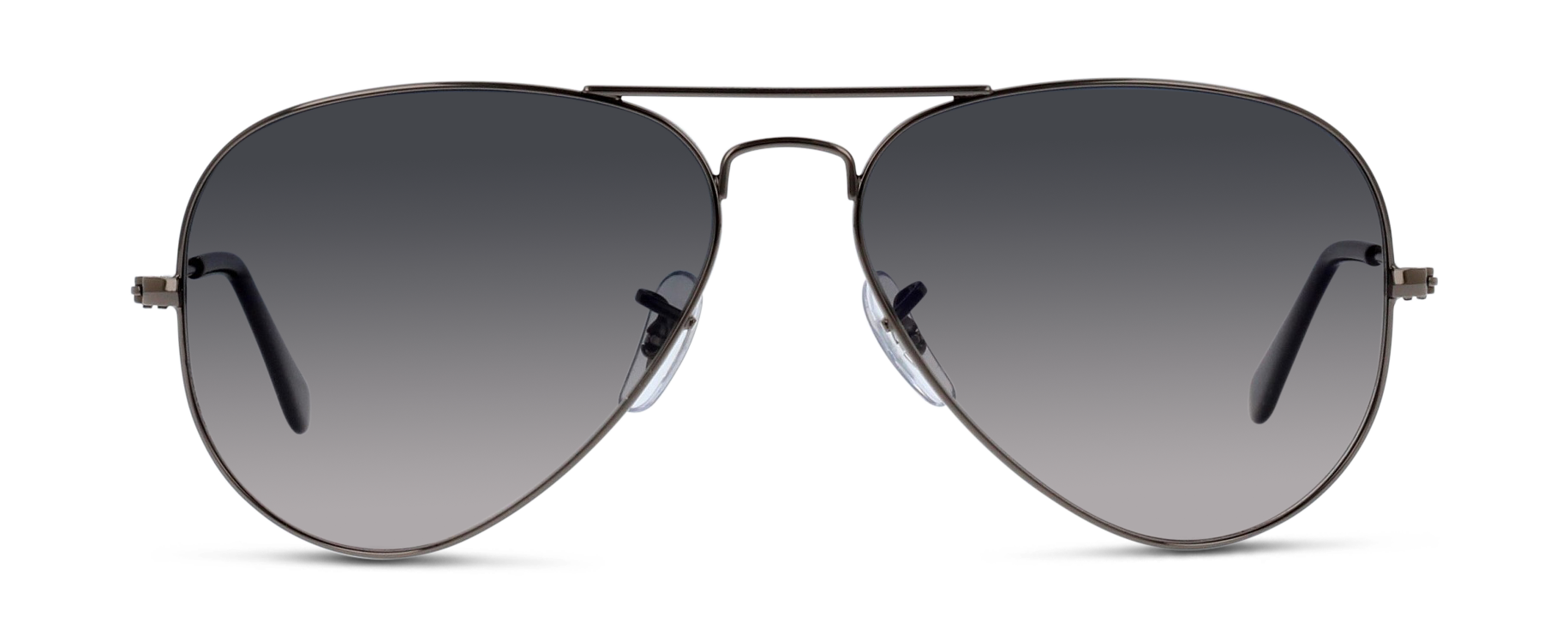 Front Ray-Ban 0RB3025/004-78/5814/135 Grå