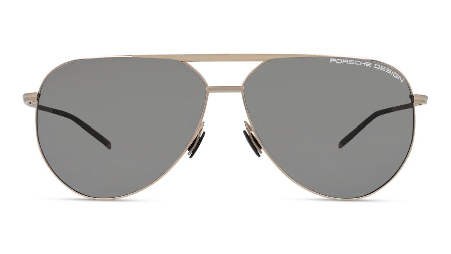 Porsche Design P8688 B Cinza / Dourado