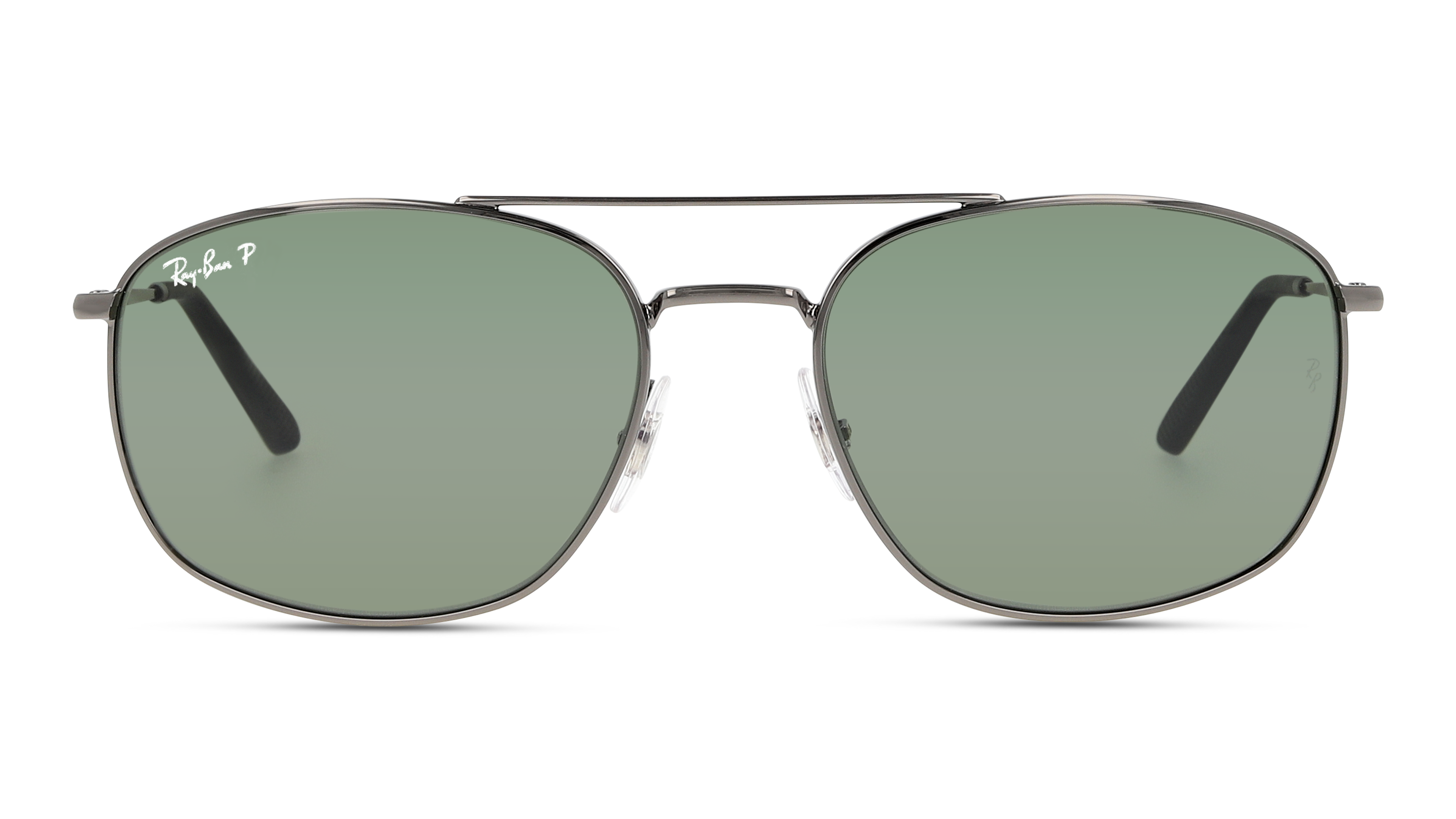 Front Ray-Ban 0RB3654/004/9A/6018/145 Grå
