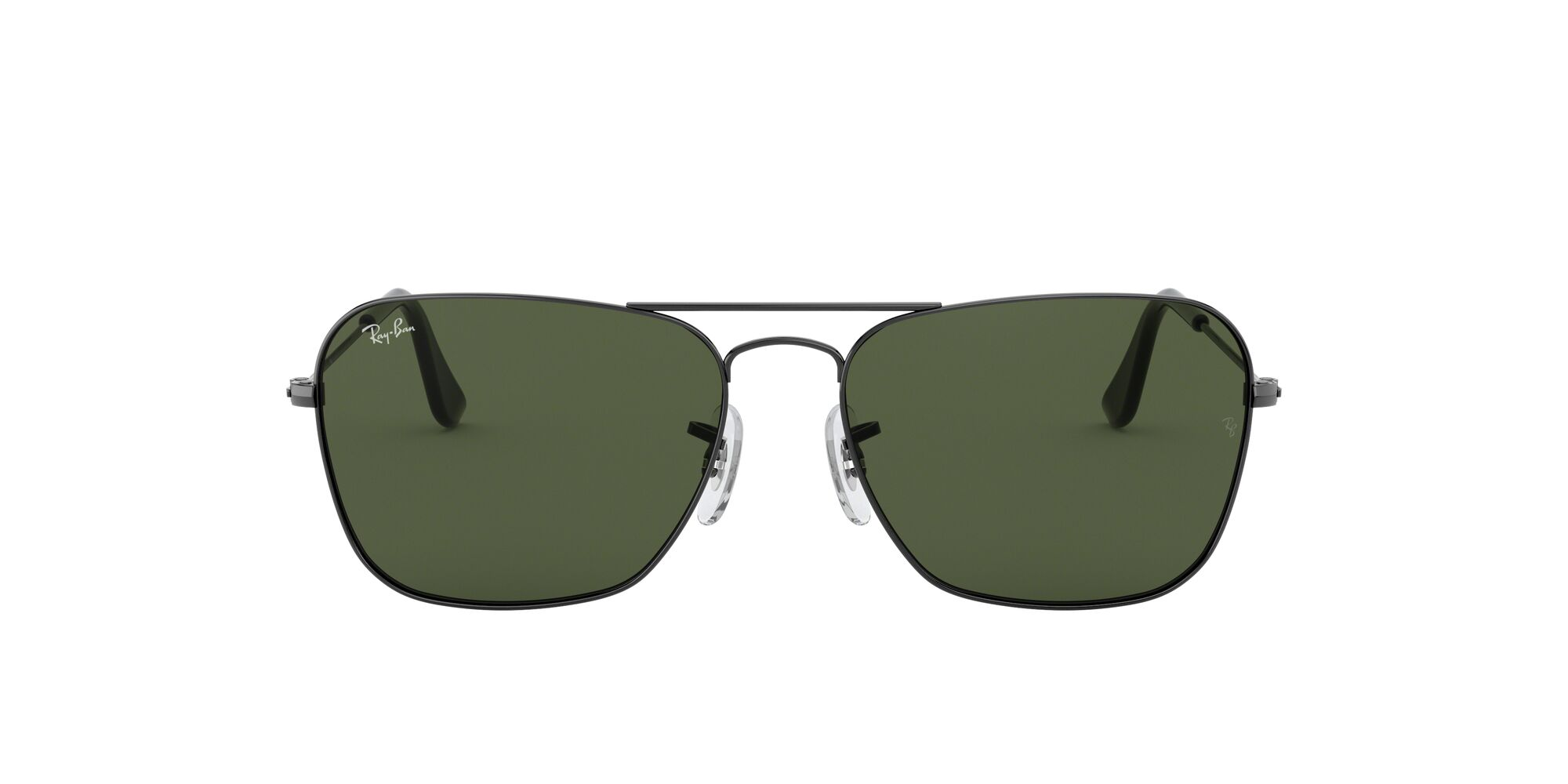 Front Ray-Ban Ray-Ban RB3136 004 55/15 Grijs/Groen