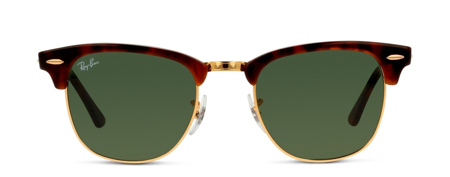 Ray-Ban Clubmaster B3016 Groen