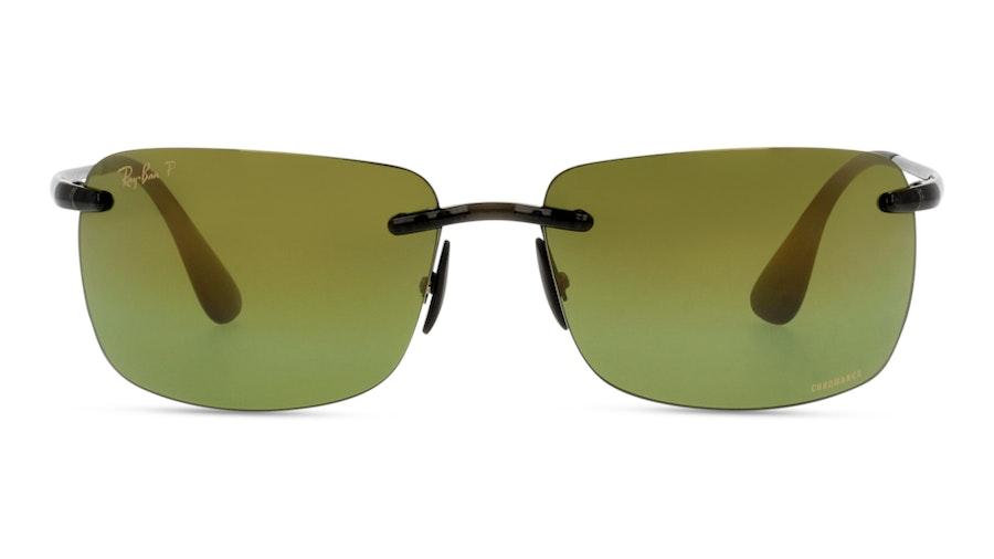 Ray-Ban 4255 621/6O Groen / Zwart, Transparant