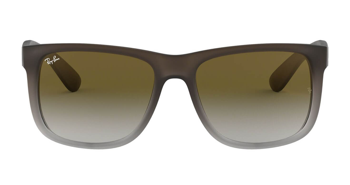 Front Ray-Ban Ray-Ban 0RB4165 854/7Z 51/16 Grijs/Groen