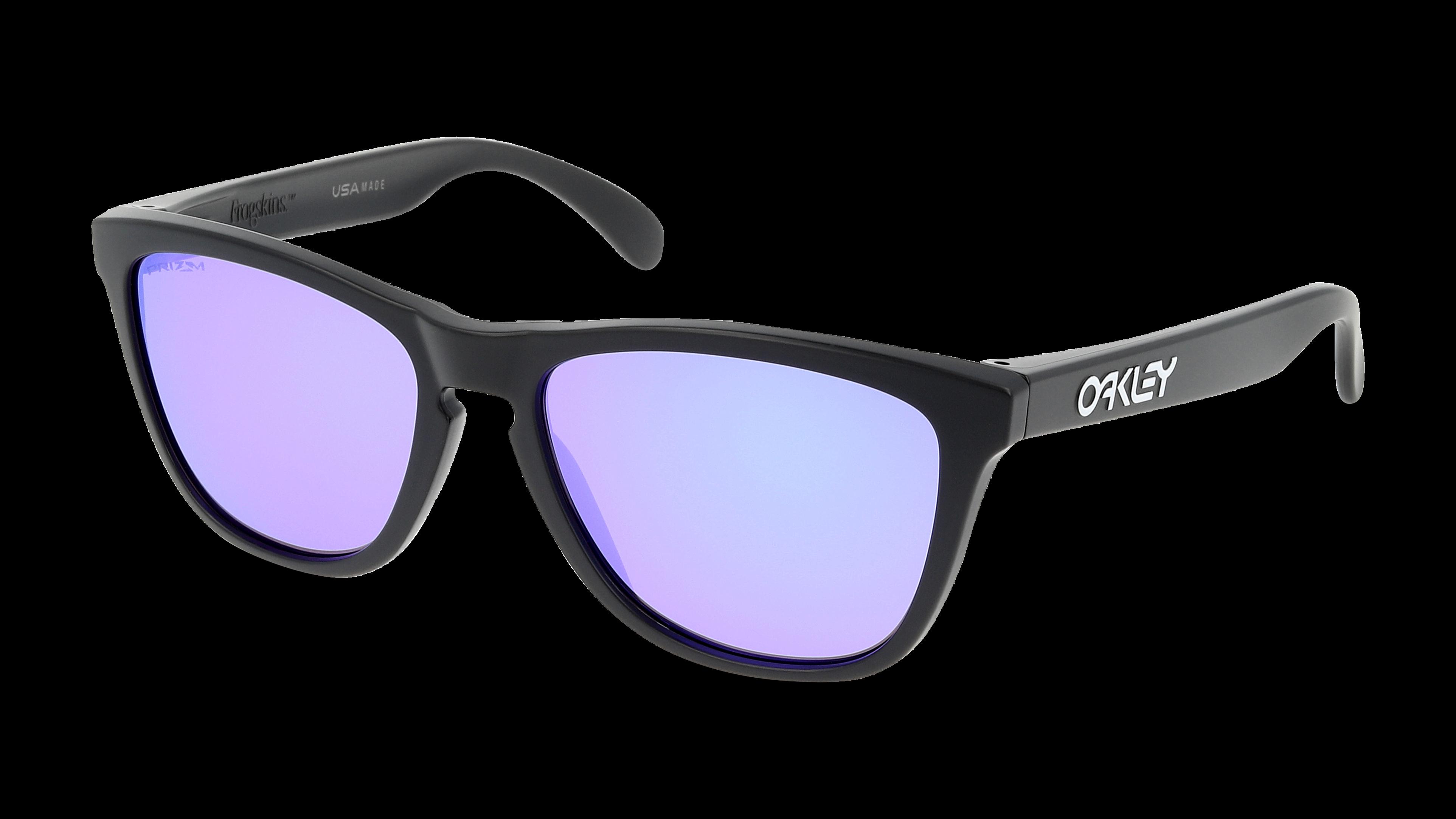 Angle_Left01 Oakley Oakley 9013 9013D0 55/17 Trasparente/Blu