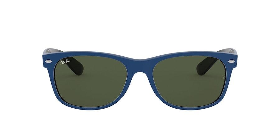 Ray-Ban 0RB2132 646331 Groen / Blauw, Zwart