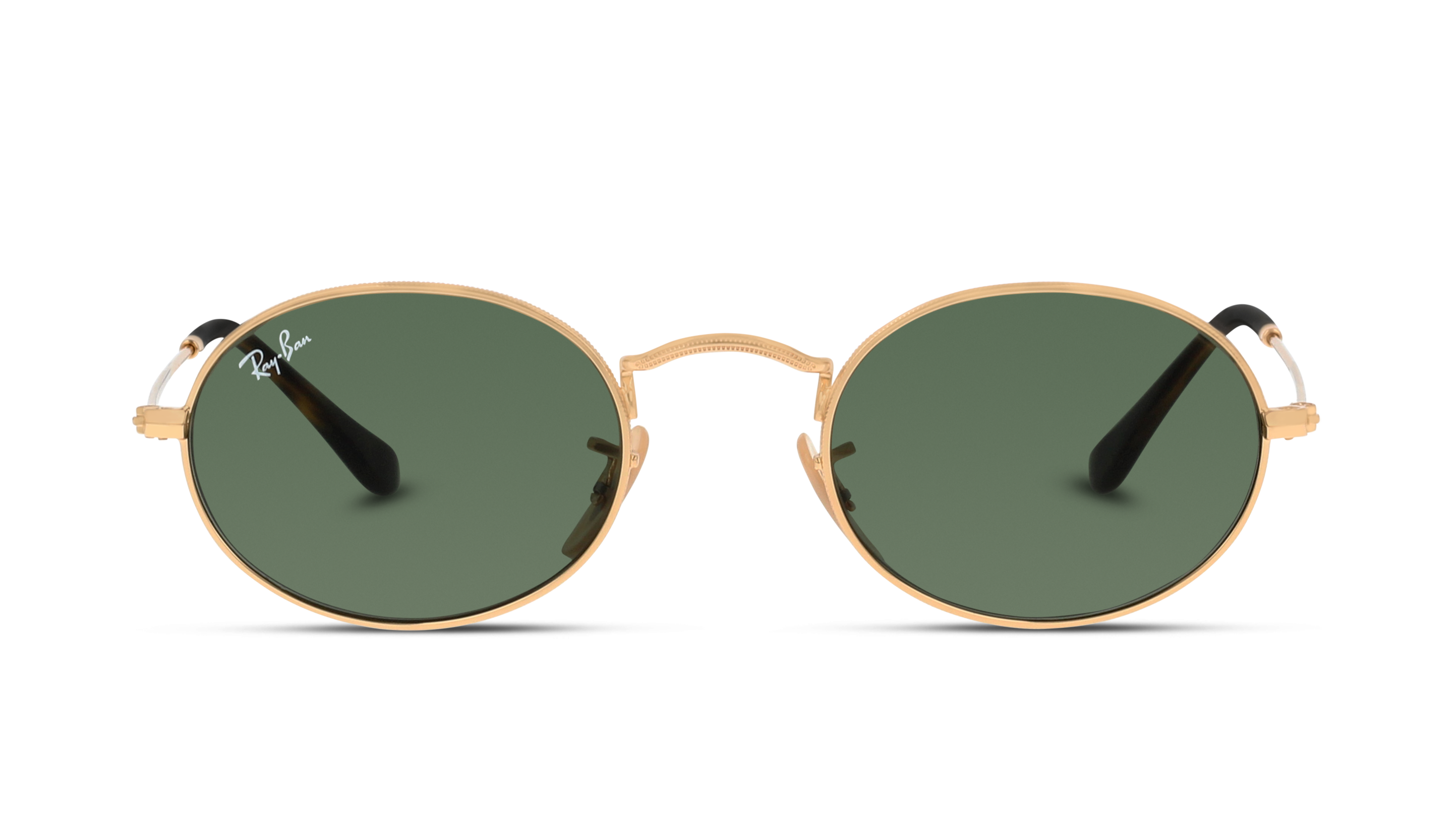 Front Ray-Ban Ray-Ban 0RB3547N 001 51/21 Goud/Groen