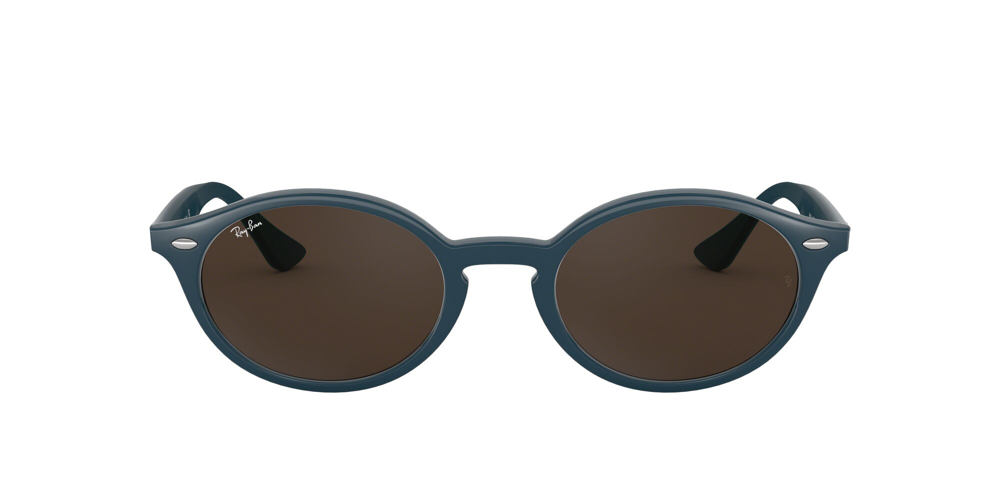 Front Ray-Ban Ray-Ban 0RB4315 638073 51/21 Blauw/Bruin
