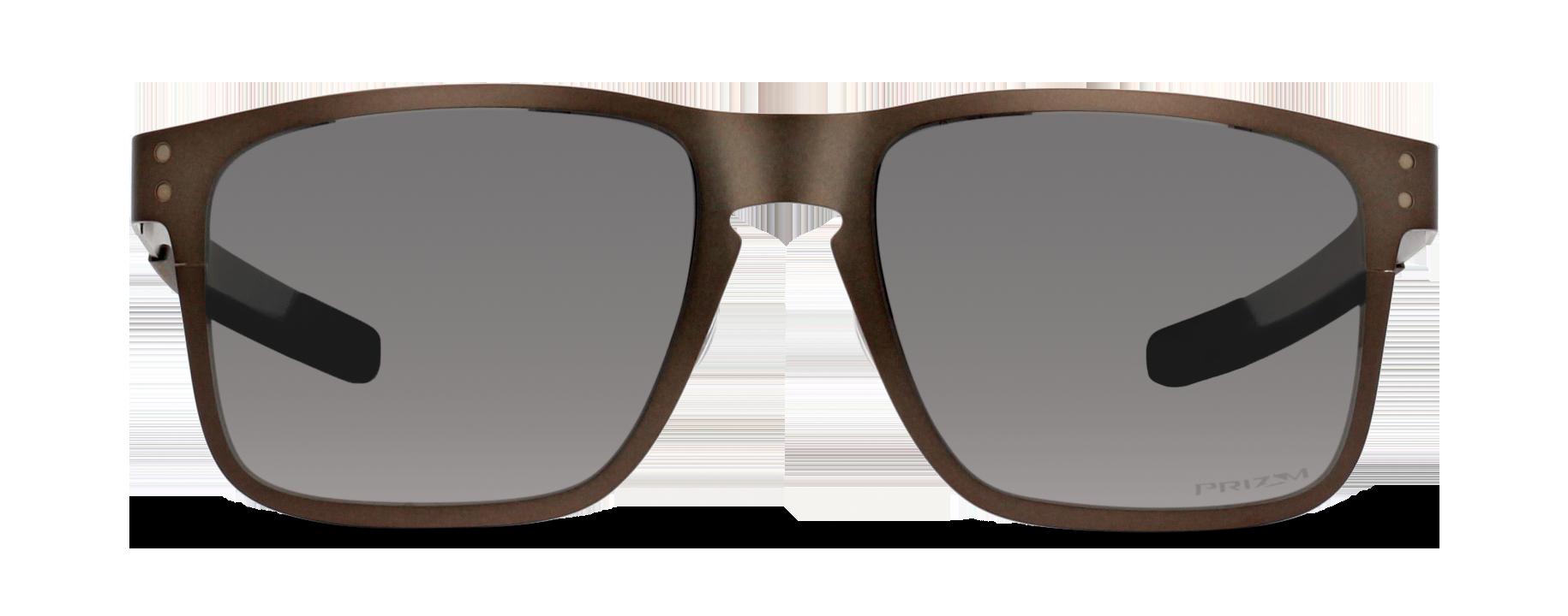 Front Oakley Oakley 4123 412306 55/18 Grigio/Argento