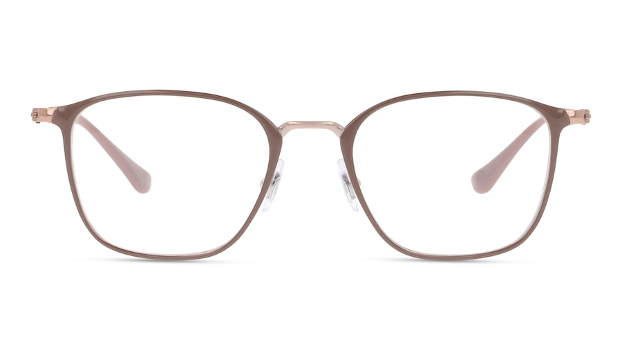 Ray-Ban 0RX6466 2973 Beige, Brons
