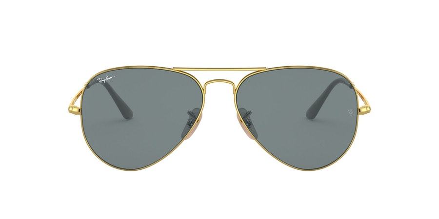 Ray-Ban 0RB3689 9064S2 Blauw / Goud