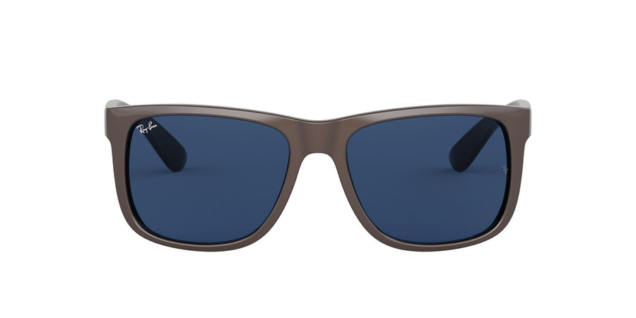 Ray-Ban 0RB4165 647080 Blauw / Bruin, Zilver