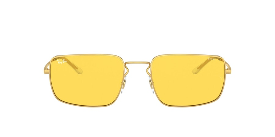 Ray-Ban 0RB3669 001/Q1 Geel / Goud