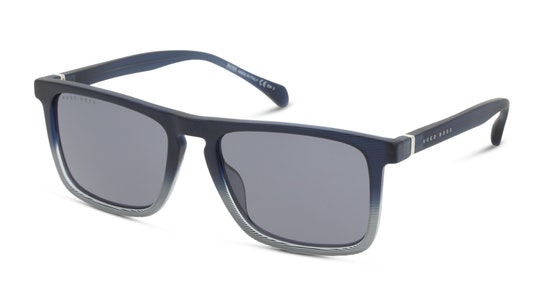 BOSS 1082/S CG Azul / Azul marinho e cinza