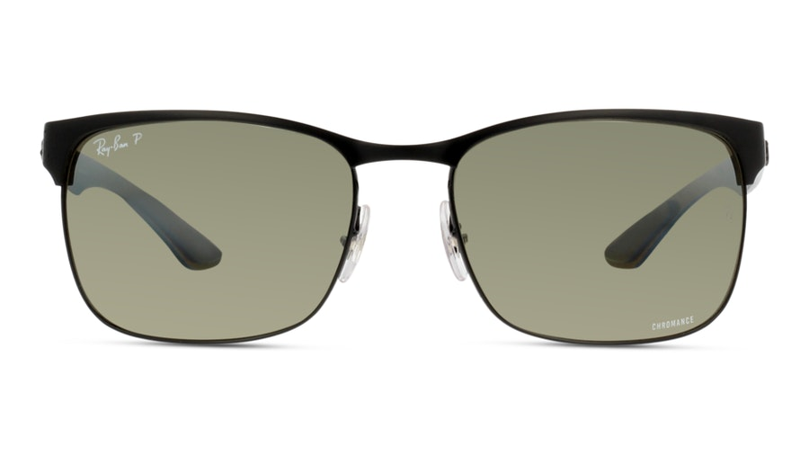 Ray-Ban B8319CH 186/5J Argent