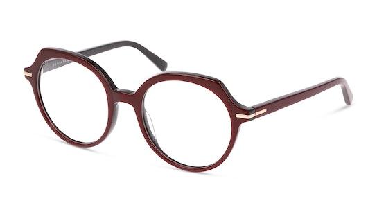 SYOF0015 RR00 Rood, Zwart