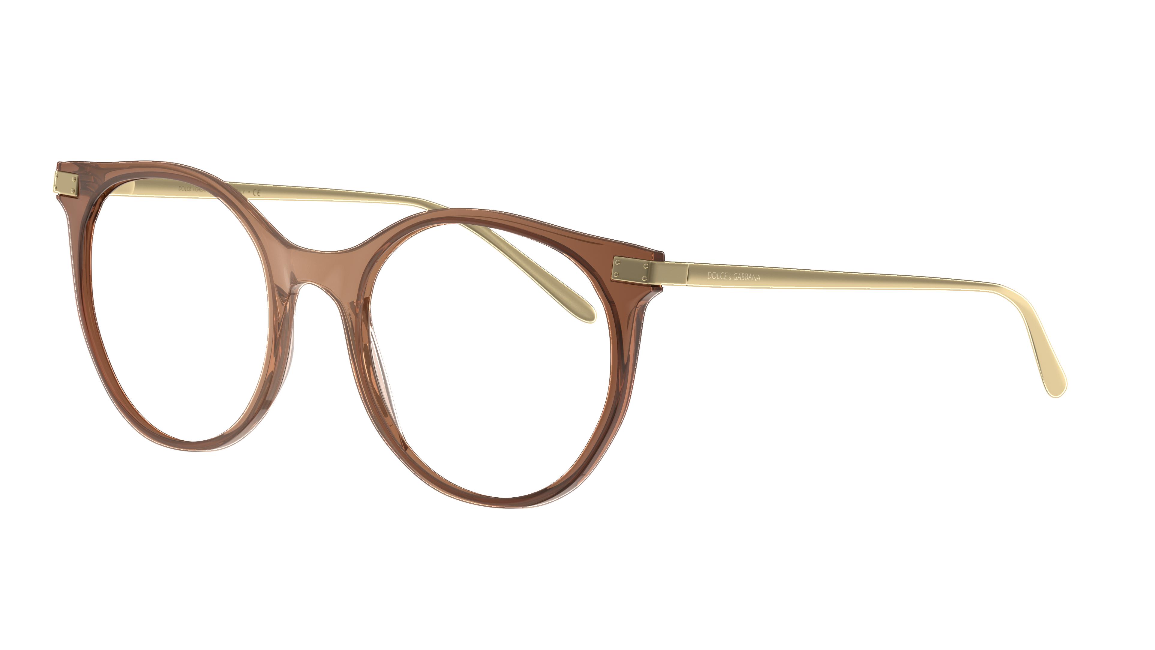 Angle_Left01 Dolce & Gabbana Dolce & Gabbana 0DG3330 3269 51/20 Bruin
