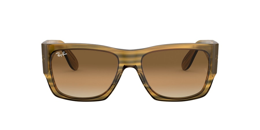 Ray-Ban 0RB2187 131351 Bruin / Geel