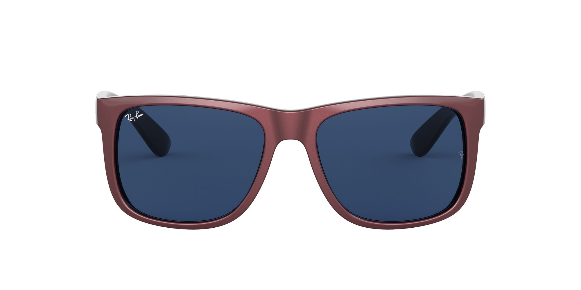Front Ray-Ban Ray-Ban 0RB4165 646980 53/16 Rood/Blauw