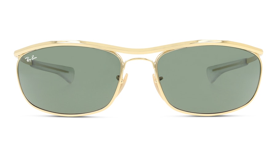 Ray-Ban OLYMPIAN I DELUXE 3119M 001/31 Groen