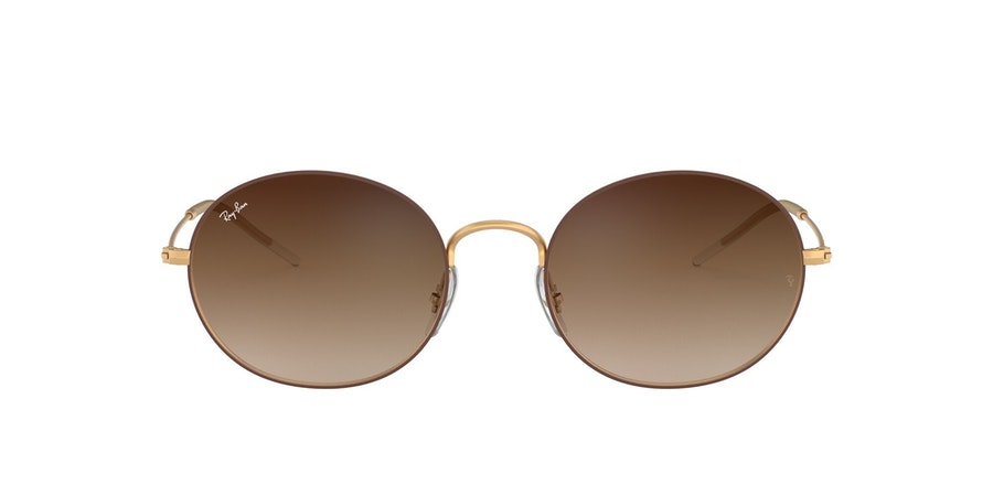 Ray-Ban 0RB3594 9115S0 Bruin / Goud