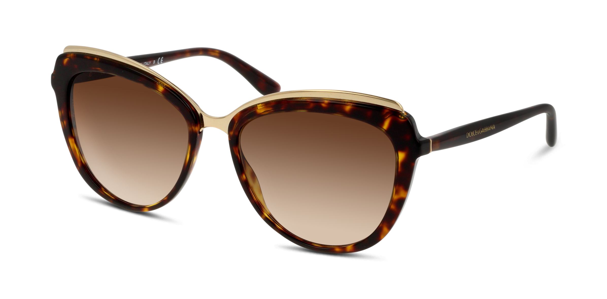 Angle_Left01 Dolce & Gabbana DolceGab 4304 501/8G 57/17 Nero/Grigio
