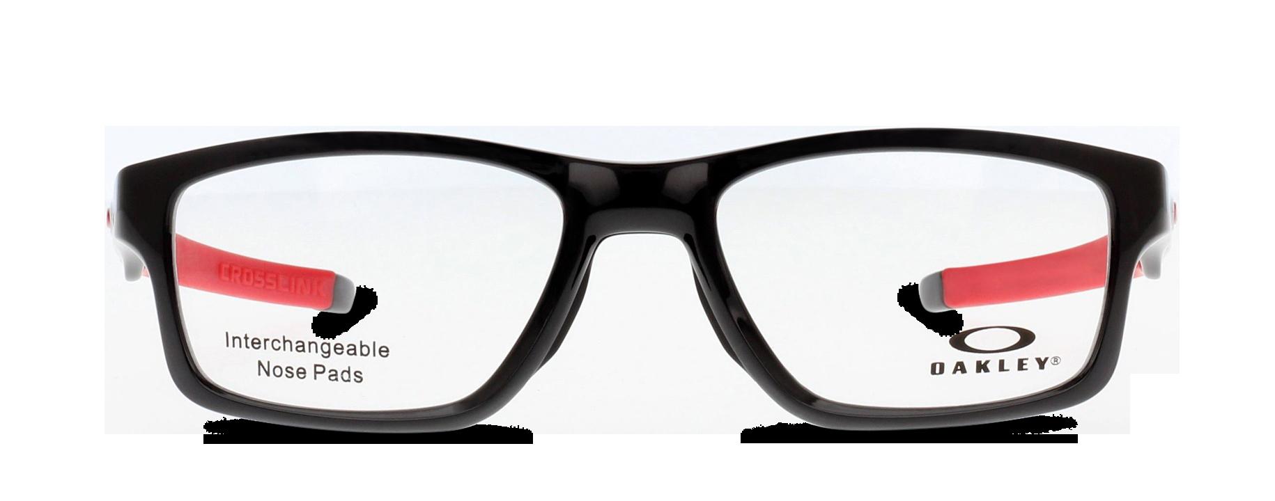 Front Oakley Oakley 8090 809003 53/17 Nero