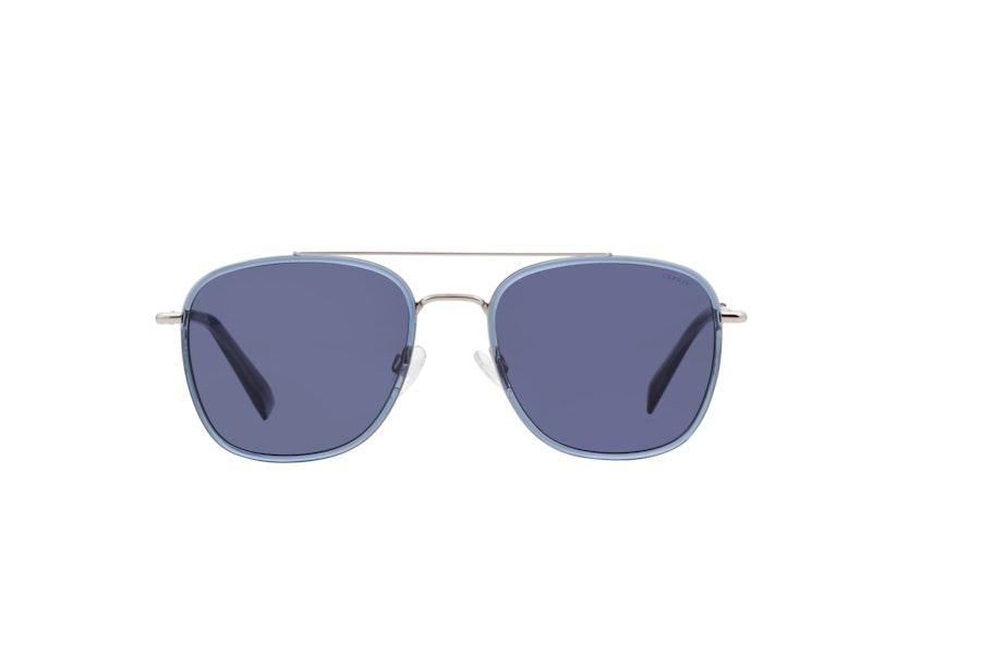 Esprit 17992 543 Blauw / Blauw, Transparant