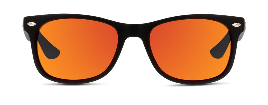 Ray-Ban JUNIOR NEW WAYFARER J9052S 100S6Q Rood