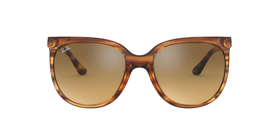 Ray-Ban 0RB4126 820/3K Zilver / Rood, Bruin