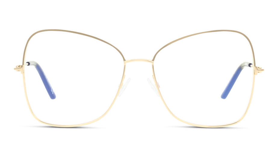 Front Tom Ford TF5571-B/001/5515/140 Sort
