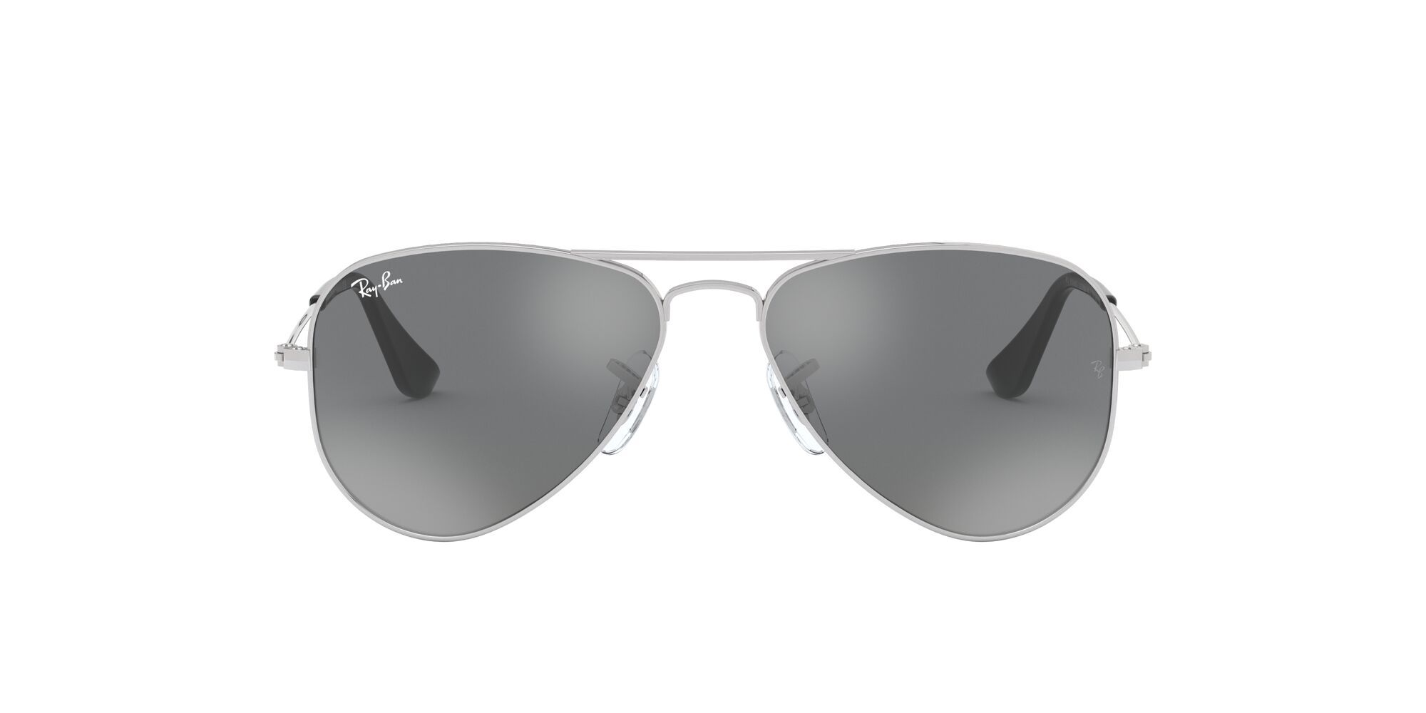 Front Ray-Ban Ray-Ban 9506S 212/6G 50/13 Zilver/Grijs