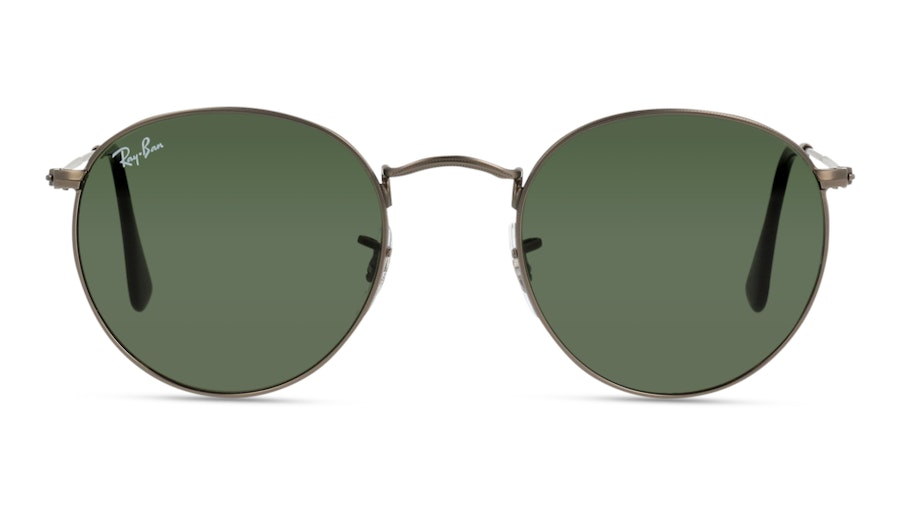 Ray-Ban RB3447 29 Verde / Cinza