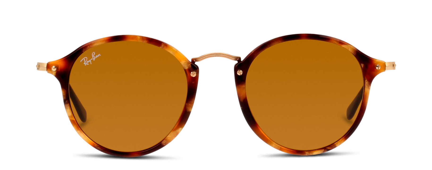 Front Ray-Ban 0RB2447/1160/4921/145 Brun