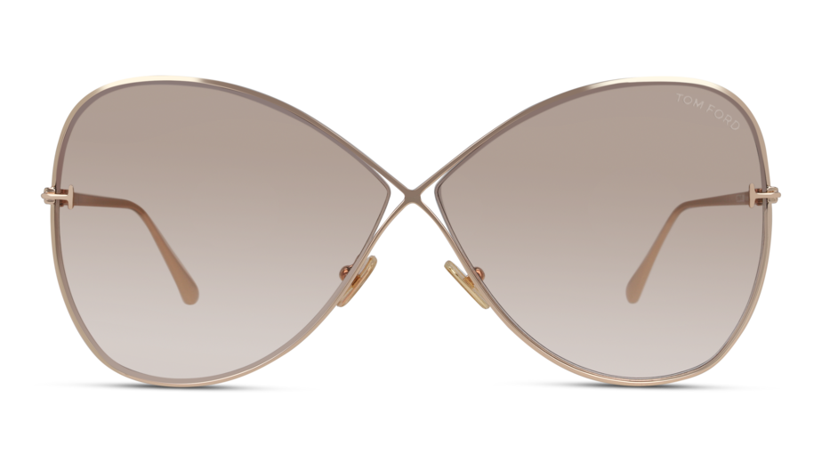 Front Tom Ford FT0842/28F/669/135 Guld
