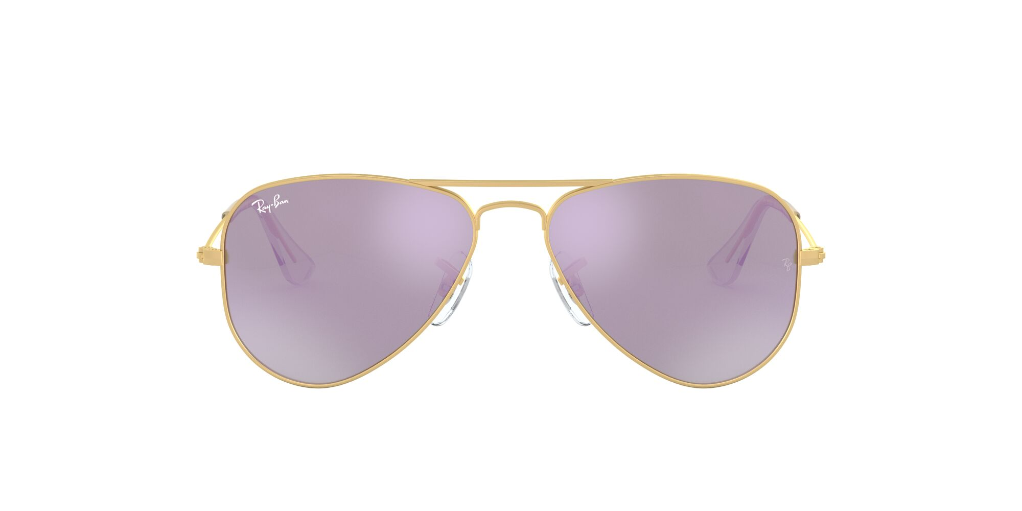 Front Ray-Ban Ray-Ban RB9506S 249 50/13 Goud/Paars