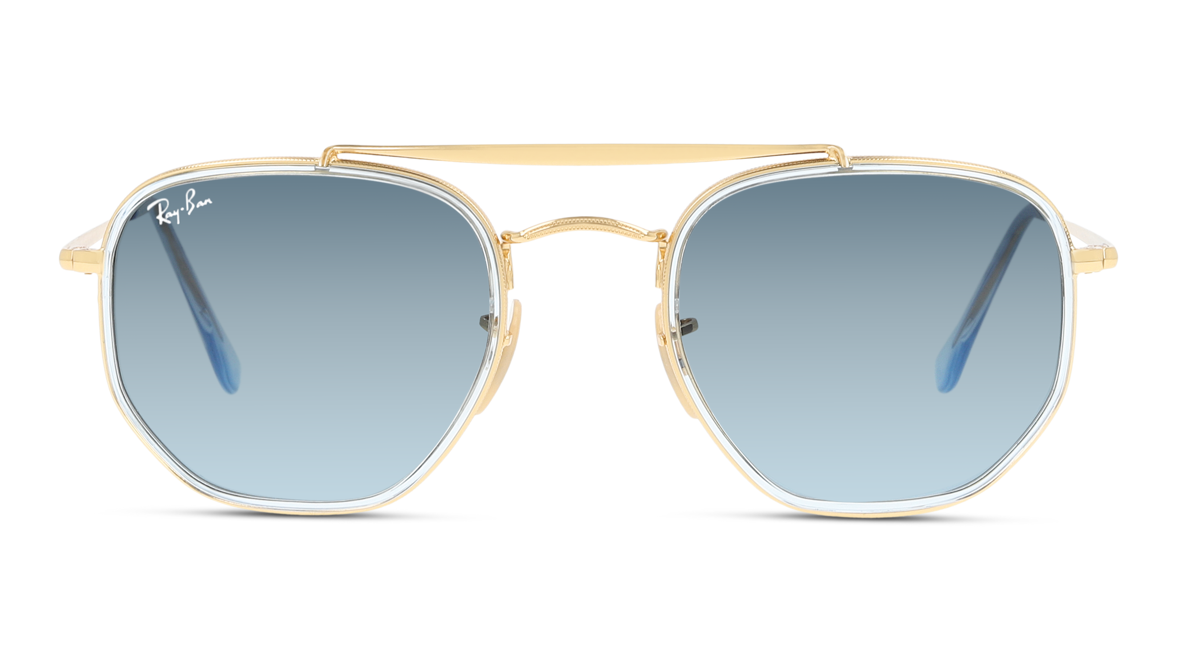 Front Ray-Ban 0RB3648M/91233M/5223/145 Guld