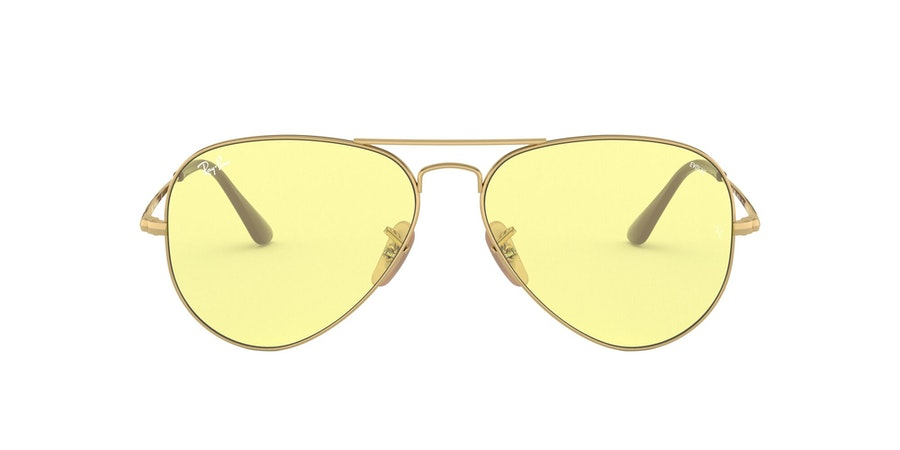 Ray-Ban 0RB3689 001/T4 Geel / Goud