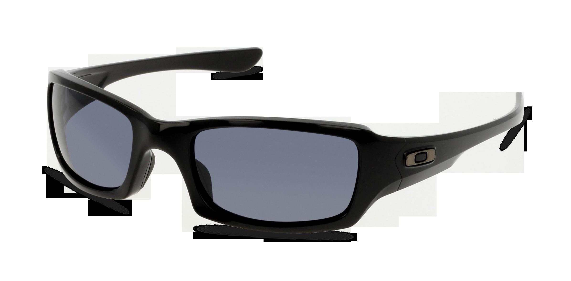 Angle_Left01 Oakley Oakley 9238 923804 54/20 Nero/Grigio